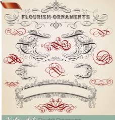 欧式花纹设计图片