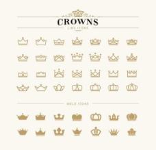 精美欧式王冠设计图片