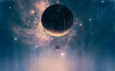 JPG 宇宙星球背景高清大图