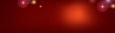 红色礼花-海报背景图 (68)