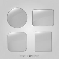 水晶框架集