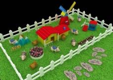 荷兰农场图片