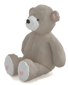 儿童玩具小熊 3d模型