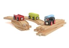儿童玩具火车3d模型
