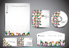 EPS光盘封面VI设计