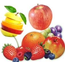 苹果 水果图片