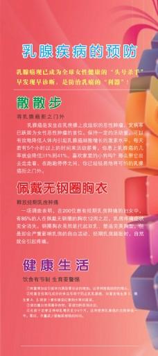 乳腺疾病的预防