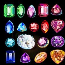 钻石宝石图片