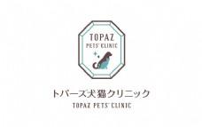 简洁日式logo