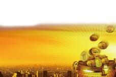 金币背景图片