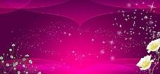 唯美紫红色127
