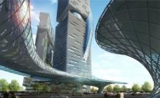 城市建筑图片