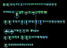 超齐全75套CAD室内设计详细节点大样图
