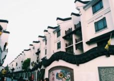 上海七宝老街老房子图片