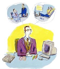 商务插图图片