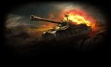坦克世界登陆背景图片