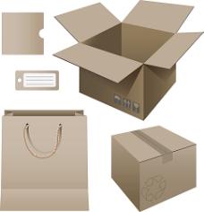 纸箱唛头与手提袋