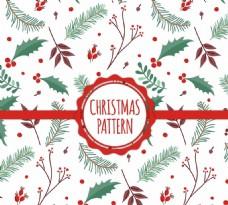 圣诞节漂亮底纹背景图片