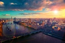 伦敦的天际线