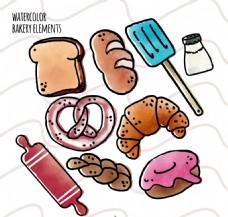 食品文件素材