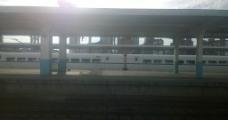 南昌站的动车图片