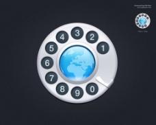 UI电话界面