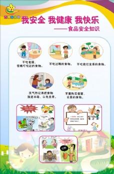 幼儿园食品安全教育图片