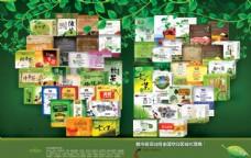 养生茶招商海报