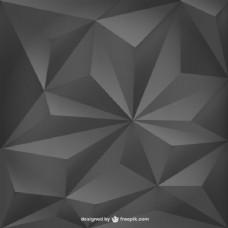 黑暗的几何背景
