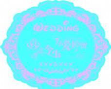 婚礼logo