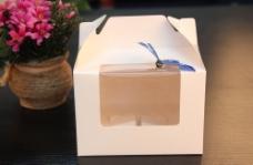 蛋挞盒子展开图图片
