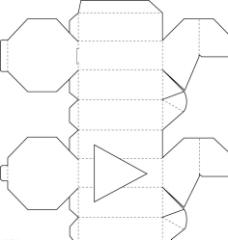 包装结构图片