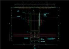 幕墙CAD图纸