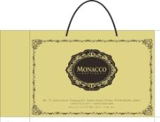 MONACCO手提袋图片