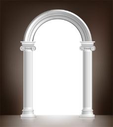 罗马拱形门