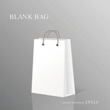 白色手提袋