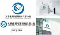 logo 金属类 蓝色