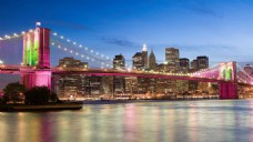 城市夜景背景素材