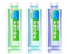 饮用天然水包装设计图片