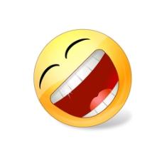 哈哈表情笑脸图片