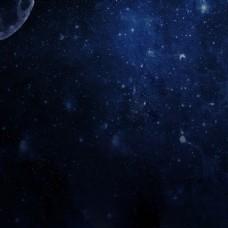 唯美星空背景