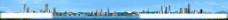 深圳香港全景图图片