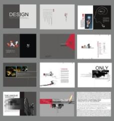 企业创意画册设计模板