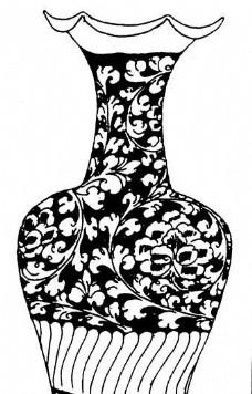 器物图案 两宋时代图案 中国传统图案_382