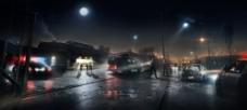 迈阿密袭警之夜图片