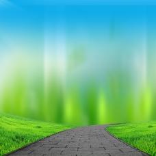 绿色清新首图