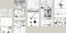 黑白石材图片素材
