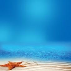 海洋风光素材模板