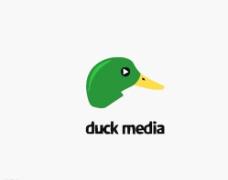 鸭logo图片