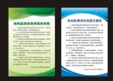 防疫制度展板图片